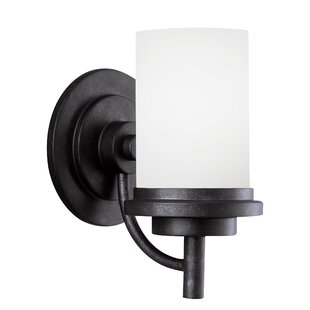 Dashiell 1-Light Bath Sconce by Three Posts