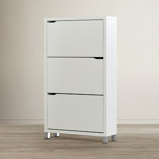 3 Drawer Shoe Accent Cabinet by Zipcode Design