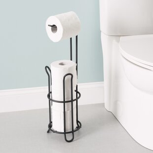 3 Roll Toilet Paper Holders You Ll Love In 2020 Wayfair,Chic Home Design Comforter Set