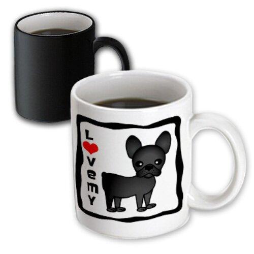 3drose I Love My French Bulldog Brindle Coffee Mug Wayfair