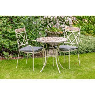 Karmi 2 Seater Bistro Set With Cushions By Sol 72 Outdoor