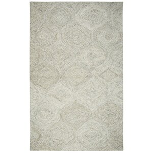 Marsh Hand-Tufted Beige Area Rug