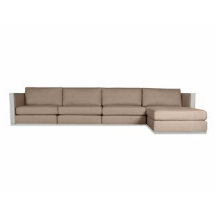 Steffi Right Chaise Modular Sectional by Orren Ellis