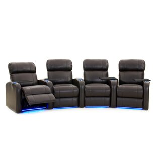 Home Theatre Lounger (Row of 4) By Latitude Run