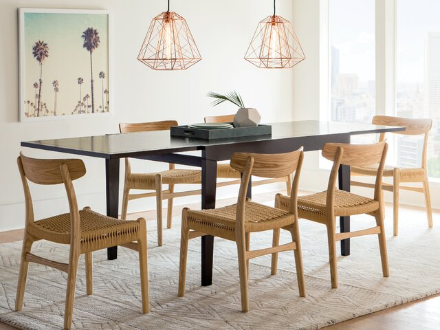 Magnificent Modern Contemporary Dining Room Sets Allmodern Download Free Architecture Designs Remcamadebymaigaardcom