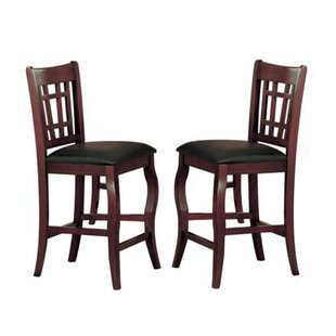 Zebulon Upholstered Dining Chair (Set of 2)