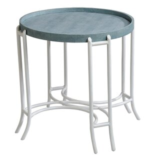 Viper End Table by Reual James
