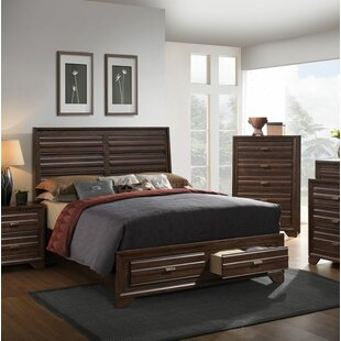 Wooster Storage Platform Bed