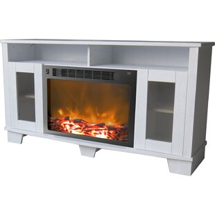 Duckworth 59 TV Stand with Fireplace by Red Barrel Studio