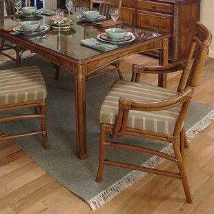 9700 Mandalay Dining Arm Chair by South Sea Rattan