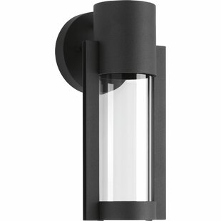 Low priced Collin 1-Light Outdoor Sconce By Latitude Run
