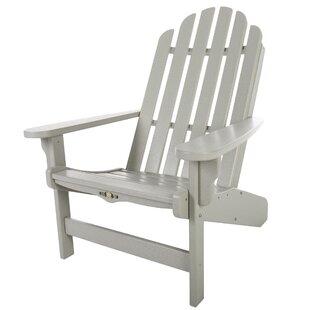 Lucasta Plastic Adirondack Chair
