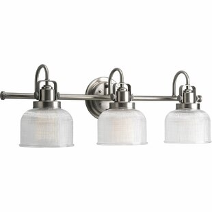 Gotha 3-Light Vanity Light By Beachcrest Home