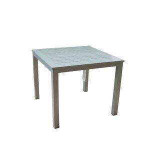 Patrica Metal Dining Table by Orren Ellis