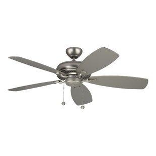 Buying 52 Dobson 5 Blade Ceiling Fan By Charlton Home