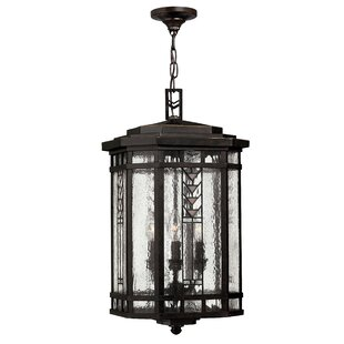 Shopping for Westberry 3-Light Outdoor Hanging Lantern By Loon Peak