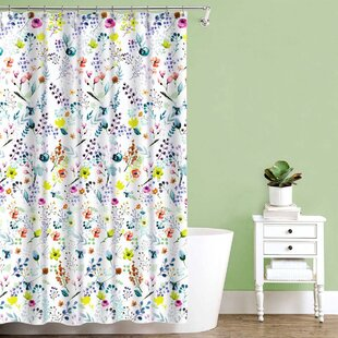 Shower Curtain By Bungalow Rose Sale 766738
