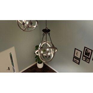 Gracie Oaks Vigue 3-Light Chandelier