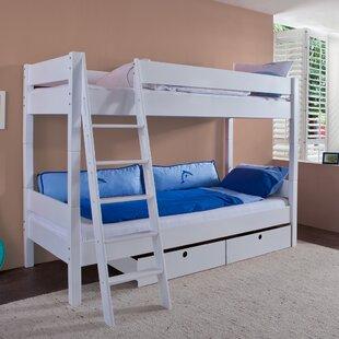 Fairhope European Single Bunk Bed By Zoomie Kids