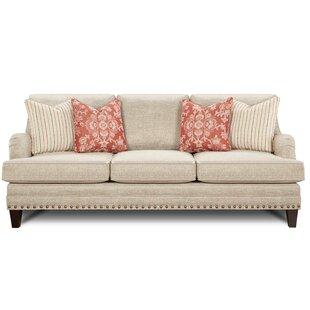 Gurdon Muslin Sofa