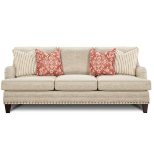 Online Reviews Gurdon Muslin Sofa by Darby Home Co Reviews (2019) & Buyer's Guide