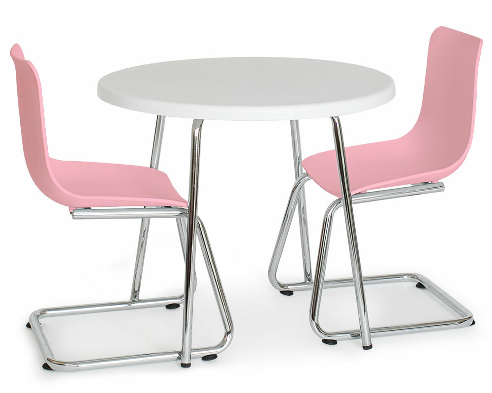 Incredible Pkolino Little Modern Kids 3 Piece Writing Table And Chair Creativecarmelina Interior Chair Design Creativecarmelinacom