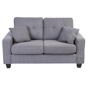 Bulah Loveseat by Charlton Home