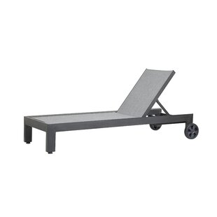 Redondo Reclining Chaise Lounge By Sunset West