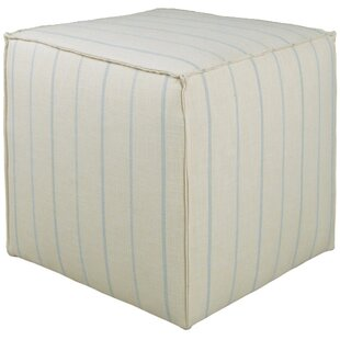 Frity Cube Ottoman by Skyline Furniture