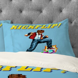 Kickflip Pillowcase