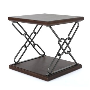 Glasgow End Table by Williston Forge