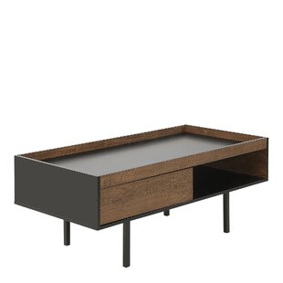 Fast Coffee Table With Storage By Corrigan Studio
