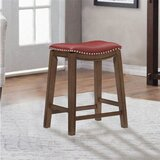 Yiwei Counter Stool by Charlton Home®