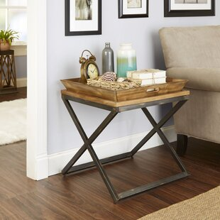 Trent Austin Design Alewife Industrial End Table
