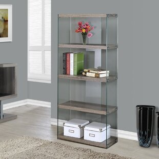 Standard Bookcase by Monarch Specialties Inc. Herry Up