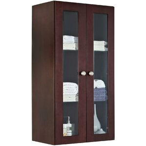 Kimbrough Transitional Birch Wood Curio Cabinet by Red Barrel Studio