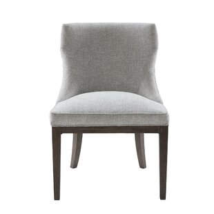 Madison Park Signature Hutton Upholstered Dining Chair (Set of 2)