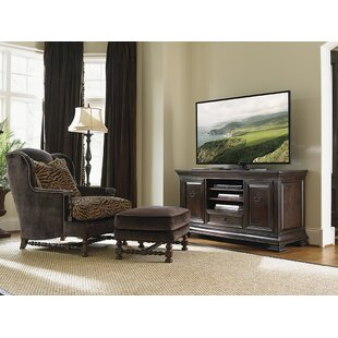 Affordable Price Prestonwood TV Stand for TVs up to 60 by Sligh Reviews (2019) & Buyer's Guide