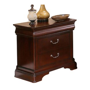 Damico 2 Drawer Nightstand by Darby Home Co