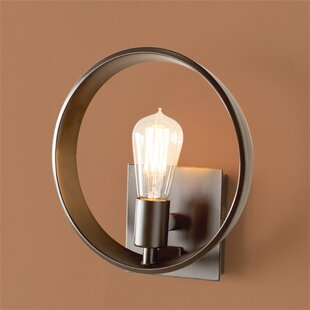 Great deal Mace 1-Light Wall Sconce By Trent Austin Design