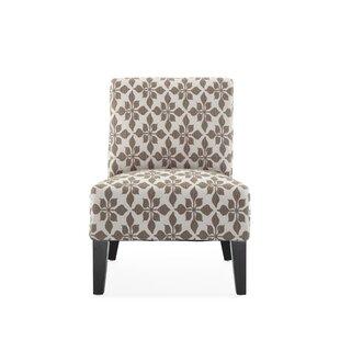 Charlton Home Portland Slipper Chair
