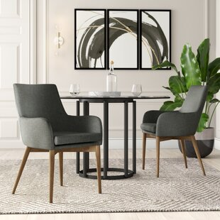 Sobel Armchair Set of 2 by Mercury Row