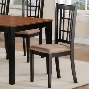 Nicoli Side Chair (Set of 2) East West Furniture