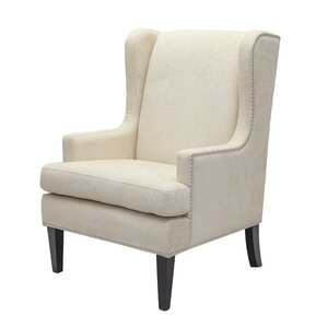 Apple Valley Wingback Chair by Alcott Hill