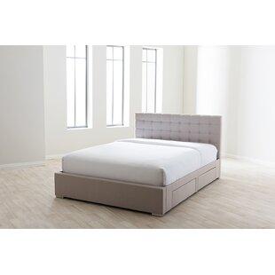 Horan Upholstered Storage Platform Bed by Red Barrel Studio