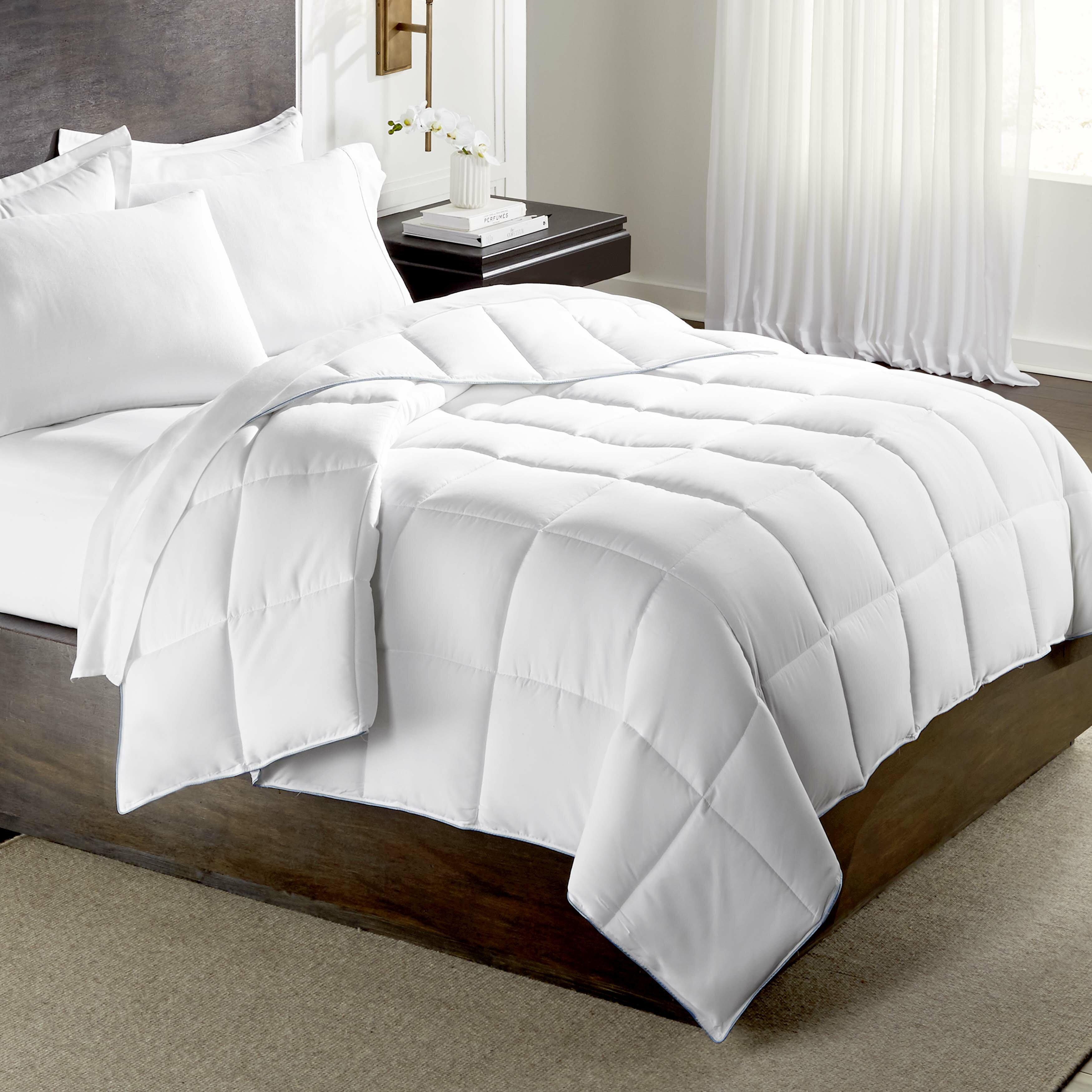 Hotel Laundry All Season Down Comforter Reviews Wayfair