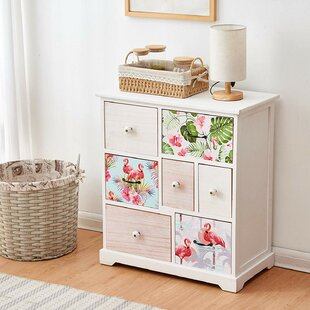 Midcre 7 Drawer Chest By Bay Isle Home