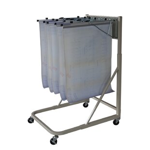 Pivot Mobile Hanging File Cart