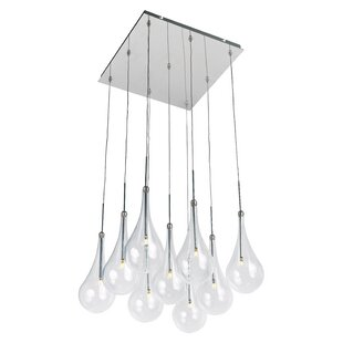Wade Logan Neal 9-Light Pendant
