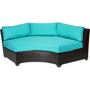 TK Classics Barbados Sofa with Cushions (..